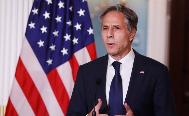 US Secretary of State Anthony Blinken said there are small number of Americans in Afghanistan.
